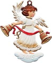 Zinnfigur Engel 2016 Glocken